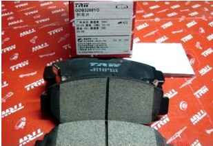 TRW刹车片(全系列)